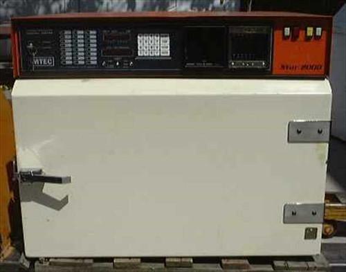 IMTEC Star 2000  Vapor Prime Vacuum Oven w/Gas Inputs