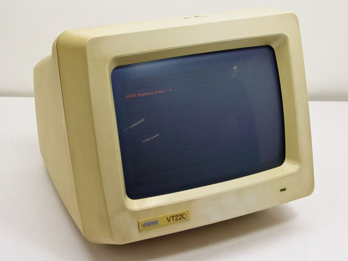 Digital Equipment Corp VT220  DEC Terminal Display