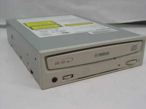 Yamaha CRW2100E  CD-RW IDE Internal 16x10x40