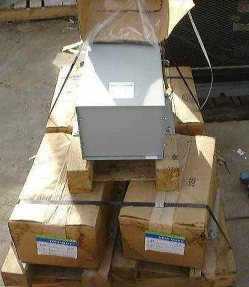 Hevi-Duty 9137401T00  Type HS Transformer 480 Volts 5.0 KVA