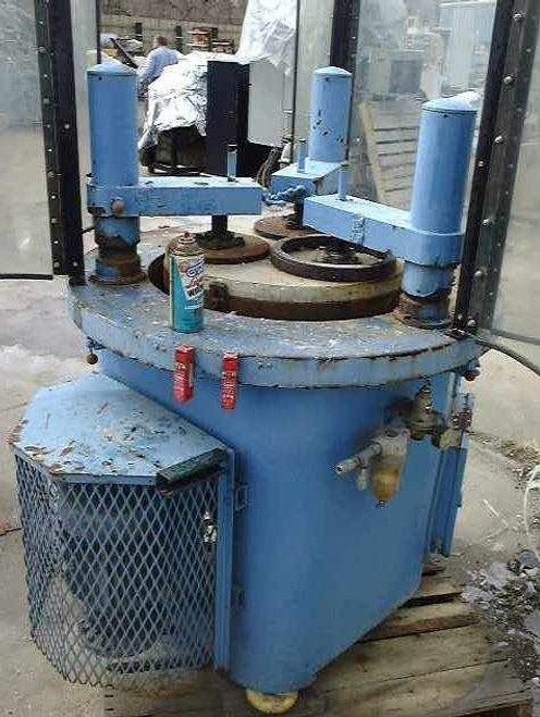 Spitfire SPF8824PM  Rotary Surface Lapping Machine