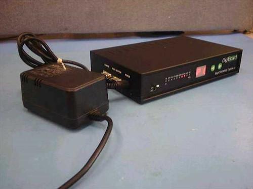 Digiboard 70000762B  C/CON 16 RJ45 16- port serial concentrator