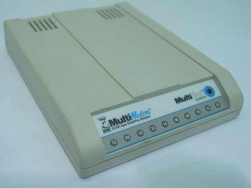 MultiTech MT3334ZDX  33.6K MultiModeem D/F Modem