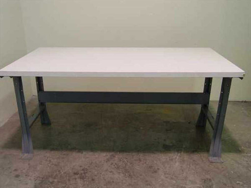 Edsal M5331  72 x 30 WorkBench Top w/flaired Legs