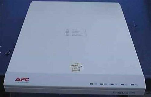APC Smart-UPS 400  400 VA UPS Battery Back-up