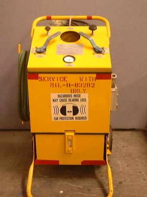 Copp Industrial 64420  Aircraft Hydraulic System Test Stand