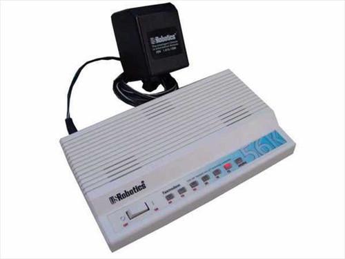 US Robotics 00083903  56K Sportster External Faxmodem V.90 & X2 0701