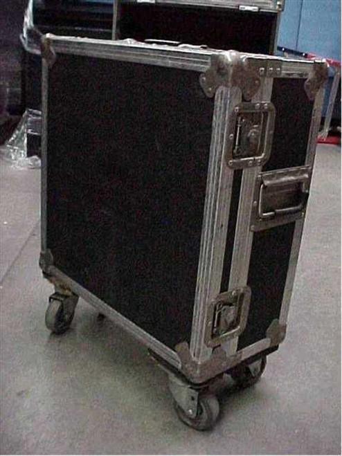 Bobadilla 22w10d22h  ATA Road Case with Casters