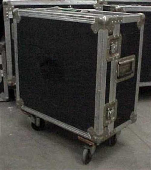 Bobadilla 22w12d20.5h  ATA Road Case with Casters