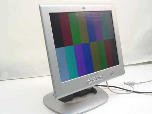 "HP 15"" LCD Color Monitor (D5063H)"