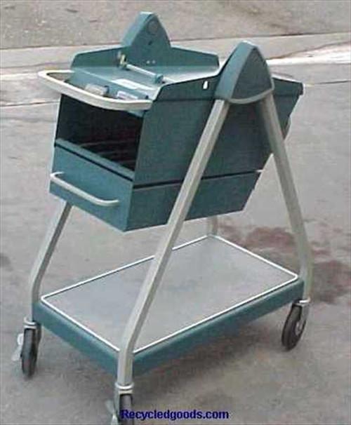 Tektronix 203  Oscilloscope Cart Scope-Mobile