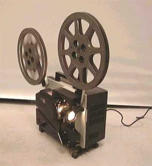 Elmo Manufacturing 16-CL Optical  16mm Projector