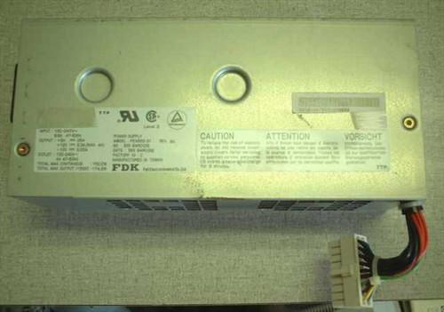 Sun 300-1215  Power Supply Sparc 4, 5, 20, 150 Watt FDX PEX668-3