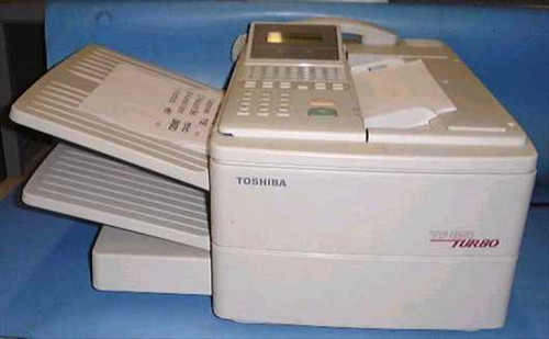 Toshiba TF651us  TF651 Turbo Fax