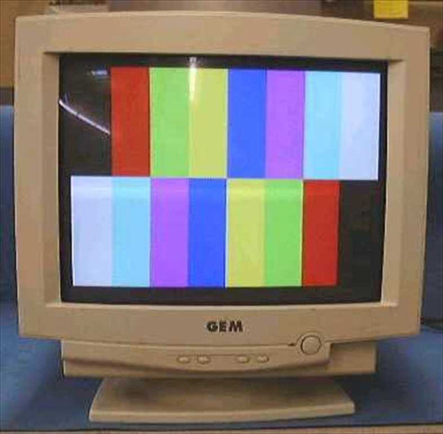 "Gem DB770BA  17"" SVGA Monitor"