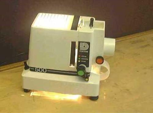 Dukane 28A53  35mm Filmstrip Projector Model 500 w/ case
