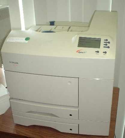 Lexmark 4049-RB1  Laser Printer 16ppm Optra RT&