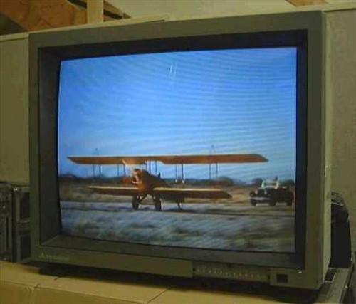 Mitsubishi XC-3315C  Video Monitor