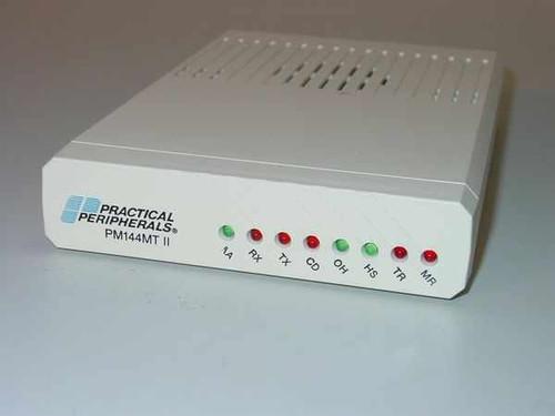 Practical Peripherals PM144MT II  14.4K External Modem