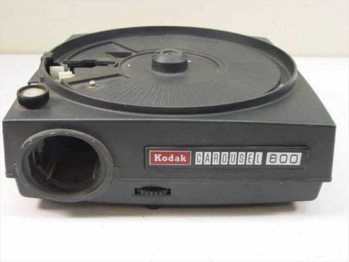 Kodak 600  Carousel Slide Projector Body for Parts or Repair
