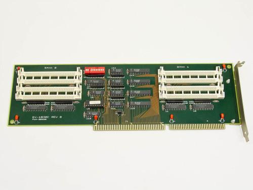 Everex EV-1830C  Memory Card 16-Bit ISA