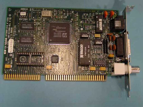 Novell 738-000228-001  16-10BIT TP Interlan network card