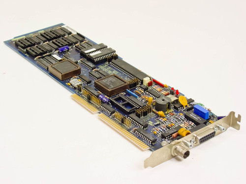 3COM 2012-01  Etherlink COAX AUI Network Card 16-Bit ISA 3CA22398