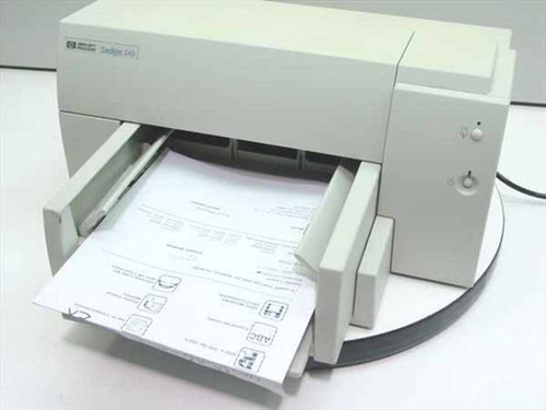 HP C2162A  DeskJet Printer 540
