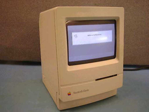 Apple M1420  Mac Classic Computer