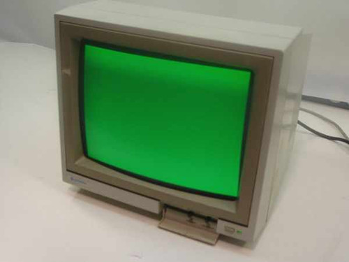 """Sperry T3617-00  12"""" Monochrome Monitor Green - No 6 PIN to 9-pin Cable Included"""