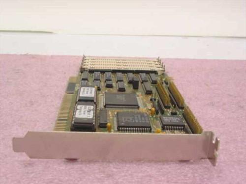 Tekram DC-600B  Controller 16 bit ISA IDE Caching