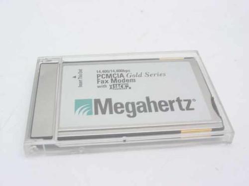 Megahertz XJ2144  PCMCIA Fax Modem