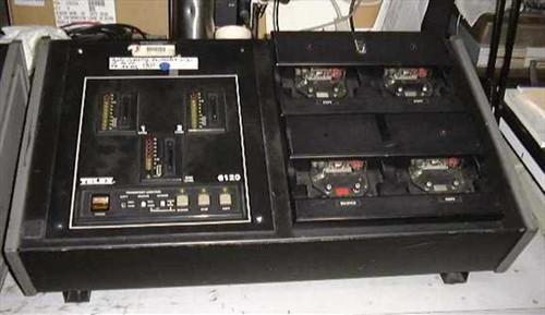 Telex 6120  High speed audio cassette duplicator