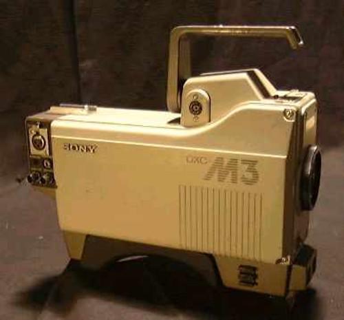 Sony DXC-M3  Pro Video Camera