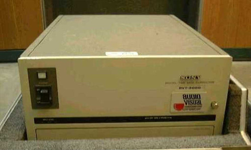 Sony BVT-2000  Time Base Corrector