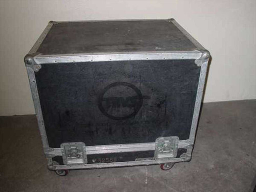 J.H. Sessions 31w25d25hc  Road Case with Casters.