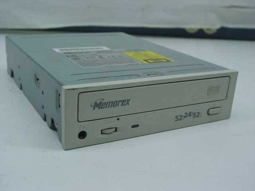 Memorex CD-RW IDE Internal 52x24x52 (52MAXX 2452aj)