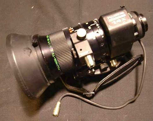 Fujinon A14X9B  TV Camera Lens