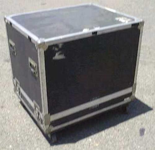 """Bobadilla 36w29d29hc  ATA Road Case for 33"""" Monitor"""