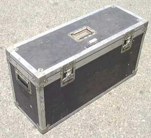 Bobadilla 34.5w12d18h  ATA Flight Road Shipping Case - Hinged Lid