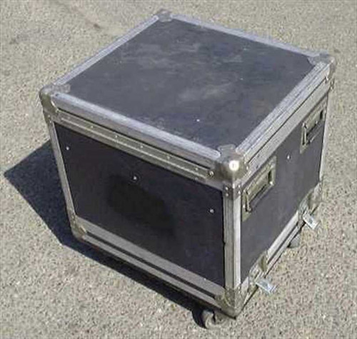Bobadilla 22w20d26hc  Bobadilla Flight Road Shipping Case w/Casters