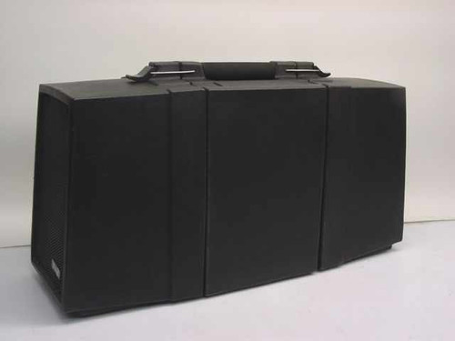 Anchor 3-IN-ONE  Portable PA Speakers w/detachable Storage Case