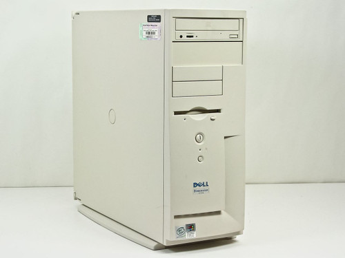 Dell Intel Pentium III 933 MHZ, 40GB, 256MB Tower Computer (Dimension 4100)