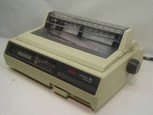 Okidata ML 393   Dot Matrix Printer - GE8281A