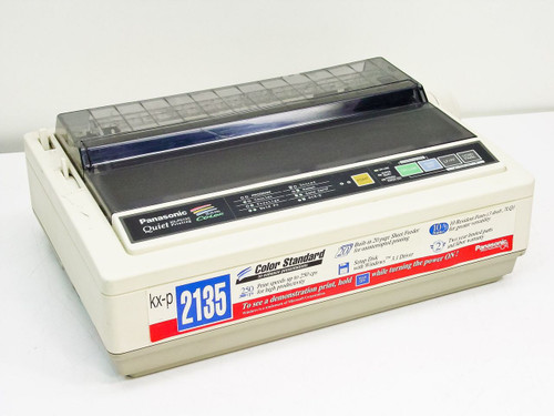 Panasonic KX-P2135  24-Pin Color Dot Matrix Printer