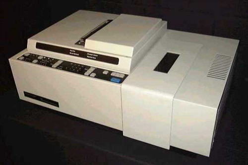 Perkin Elmer 684  IR Infrared Spectrophotometer w/Recorder