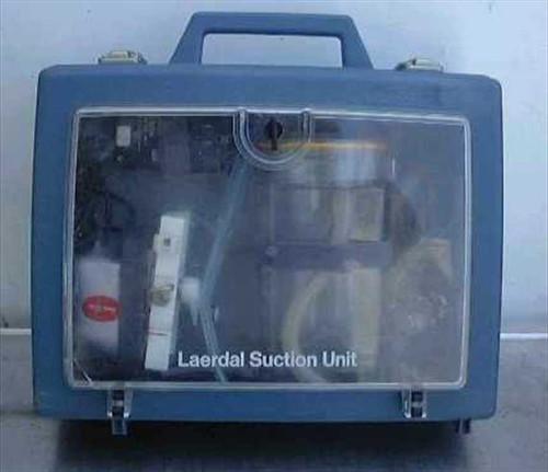 Laerdal 6515  Suction Unit-Aspirator (parts)