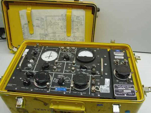 Consolidated Airborne Systems TF-20-1A  Liquid Quantity System Capacitance Type Test Set