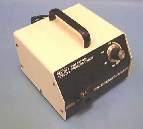 Ram Optical Instrumentation 150  Fiberoptic Illuminator PN 30-2500-00