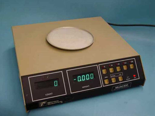 Monterey Measurements 200  2lb. Counting Scale